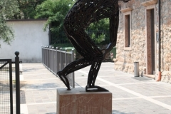 Ettore Peroni Künstler in Torri del Benaco am Gardasee