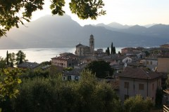 Albisano di Torri del Benaco am Gardasee