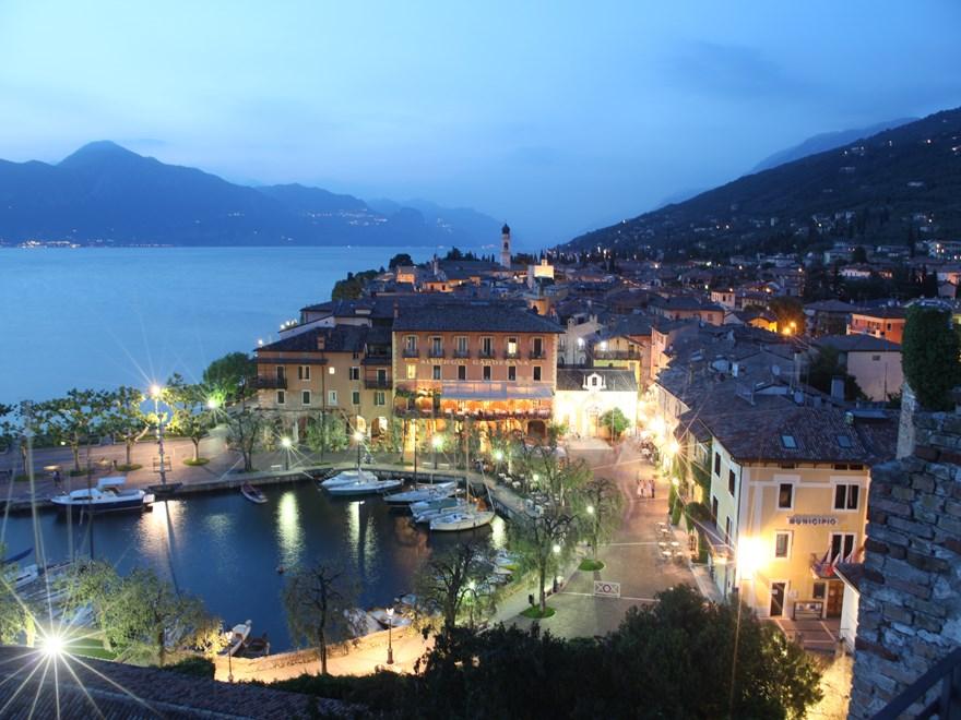 Permalink to: Appartements in Torri del Benaco am Gardasee.