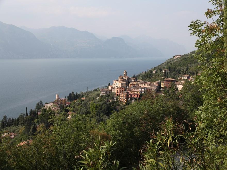 Pai von Torri del Benaco am Gardasee