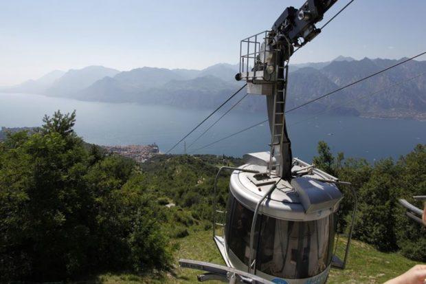 Permalink to: Malcesine und neue Seilbahn Monte Baldo