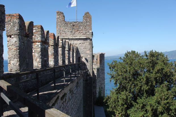 Permalink to: Die Scaliger-Burg in Torri del Benaco