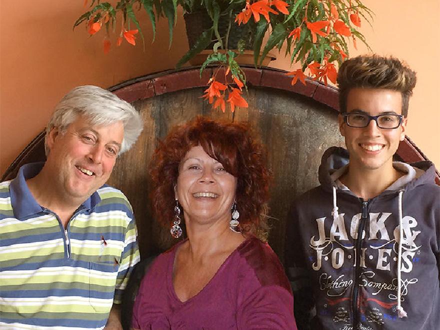 Weingut Cà Bottura in Bardolino am Gardasee. Bardolino Weinproben