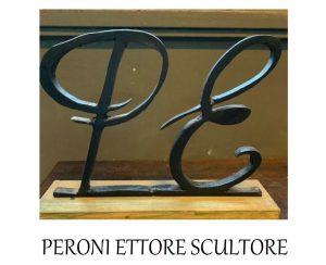 Ettore Peroni, Künstler in Torri del Benaco am Gardasee, Italien.